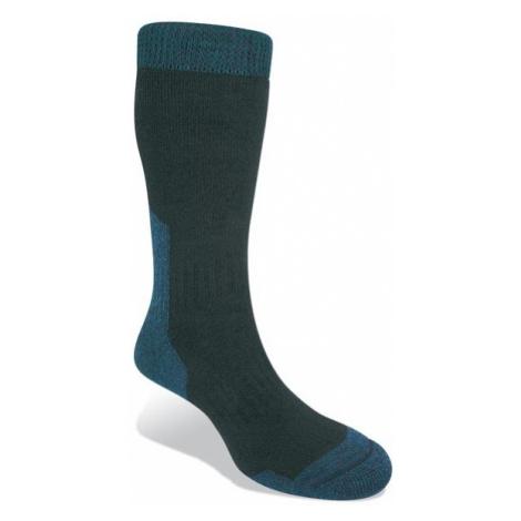 Blaue funktionssocken und kniestrümpfe für herren