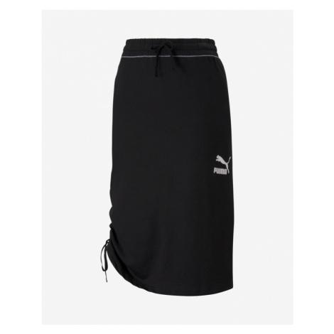 Puma Kontrast Skirt Schwarz