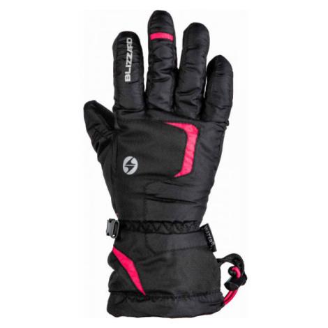 Blizzard REFLEX JNR SKI GLOVES rosa - Handschuhe