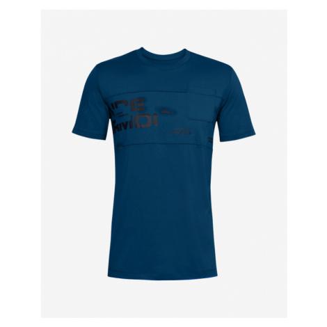 Under Armour Pocket T-Shirt Blau
