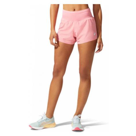 Asics ROAD 3.5IN SHORT - Damen Laufshorts