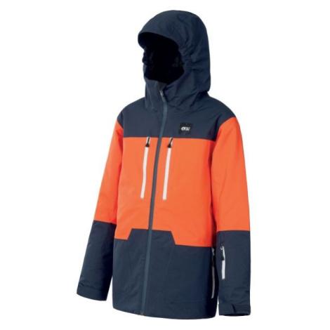 Picture PRODEN orange - Winterjacke für Kinder