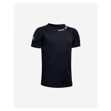 Under Armour Challenger III Kinder  T‑Shirt Schwarz