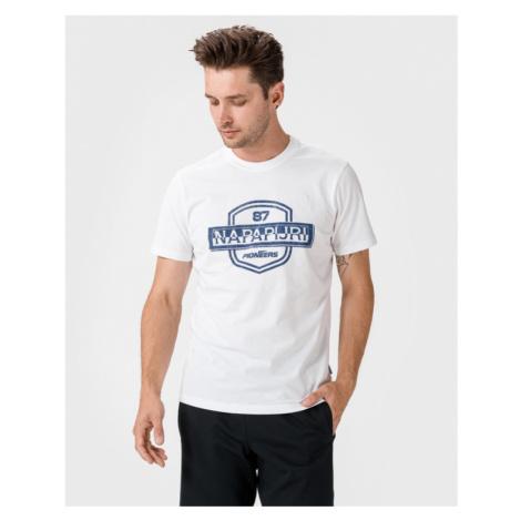 Napapijri S-Mestis T-Shirt Weiß