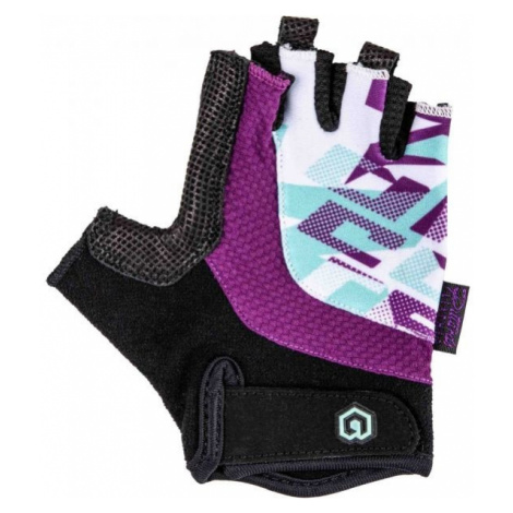Arcore SPHINX violett - Radlerhandschuhe für Kinder