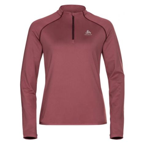 Odlo MIDLAYER 1/2 ZIP CARVE LIGHT - Damen Funktionssweatshirt