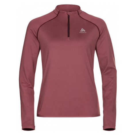 Odlo MIDLAYER 1/2 ZIP CARVE LIGHT - Damen Funktionssweatshirt