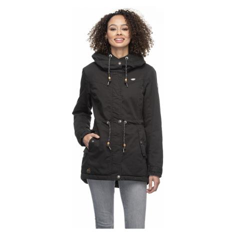 Ragwear Jacke Damen RAQUELA ORGANIC 2021-60044 Schwarz Black 1010