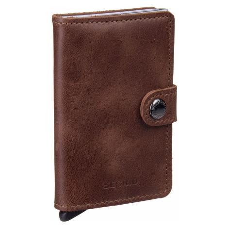 Secrid Kartenetui Miniwallet Vintage Brown (0.1 Liter)