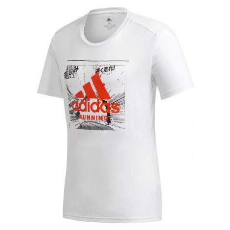 Fast Graphics T-Shirt Adidas