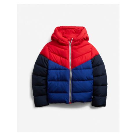 GAP Jacke Blau Rot