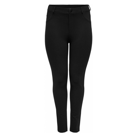 ONLY Curvy Shape Up Leggings Damen Schwarz