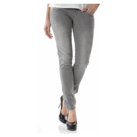 LTB Jeans Damen MOLLY Dia Wash Grau