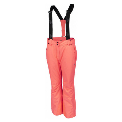 4F WOMEN´S SKI TROUSERS rosa - Damen Skihose