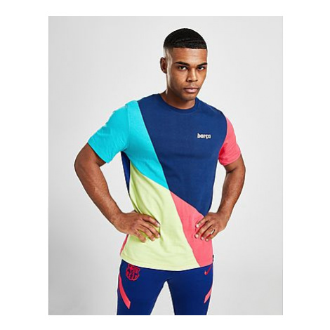 Nike FC Barcelona Fußball-T-Shirt für Herren - Oracle Aqua - Herren, Oracle Aqua