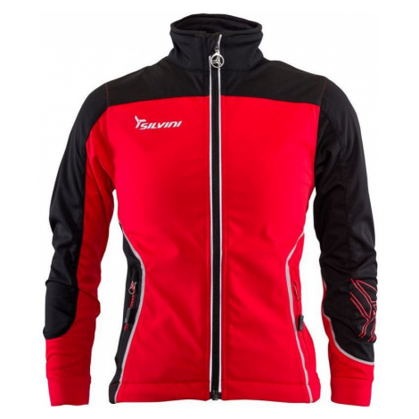 Kinder Jacke Silvini Rognosa CJ1328 red