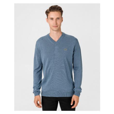 Lacoste Pullover Blau