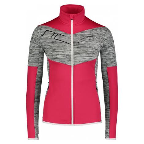 Damen Sweatshirt NORDBLANC TEILWEISE pink NBWFL6970_RUV