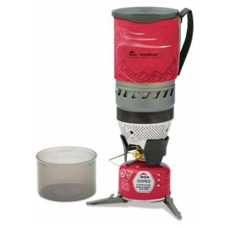 Kocher MSR WindBurner 1,0 l Stove System Red 09219