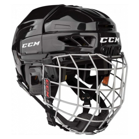 CCM FITLITE 3DS COMBO YT schwarz - Eishockeyhelm für Kinder