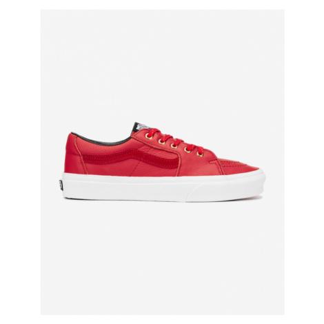 Vans SK8-Low Tennisschuhe Rot