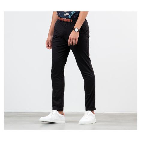 SELECTED Slim-Yard Pants Black
