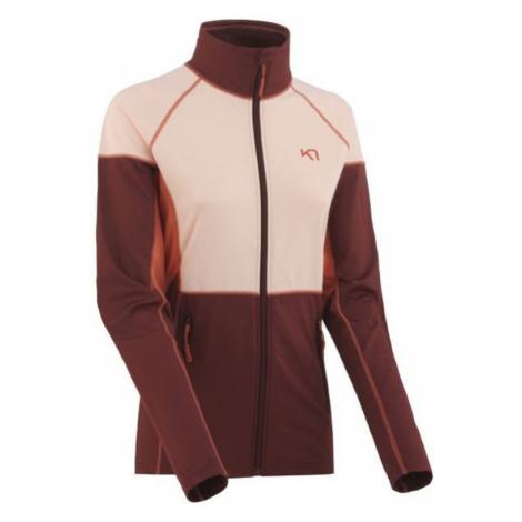 Damen Sport- Sweatshirt Kari Traa Maria F / Z Port
