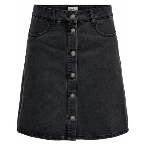 Schwarze jeansröcke