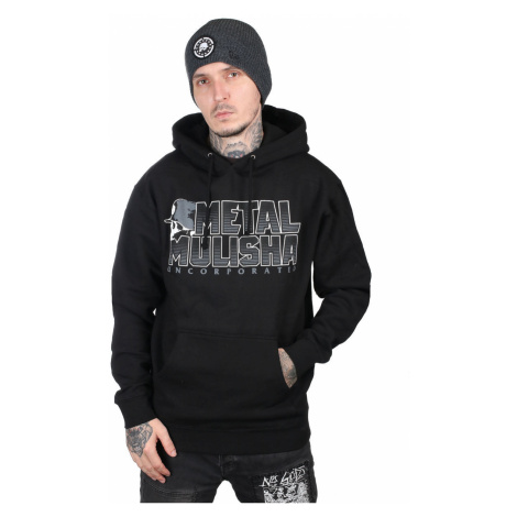 Hoodie Männer - JAIL BREAK - METAL MULISHA - MM3852101.01_BLK