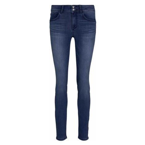 TOM TAILOR Damen Alexa Skinny Jeans, braun