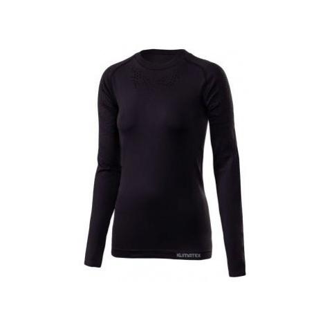 Klimatex PIGGI schwarz - Damen Funktionsshirt