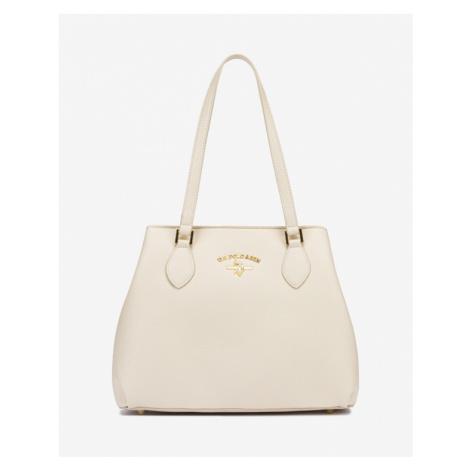 U.S. Polo Assn Stanford S Handtasche Weiß