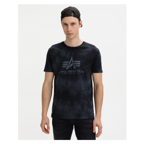 Alpha Industries T-Shirt Grau
