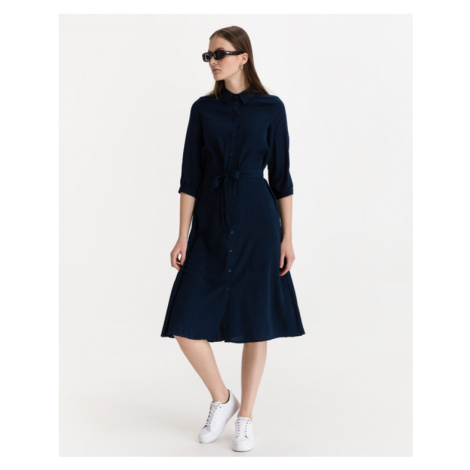 Vero Moda Cara Kleid Blau