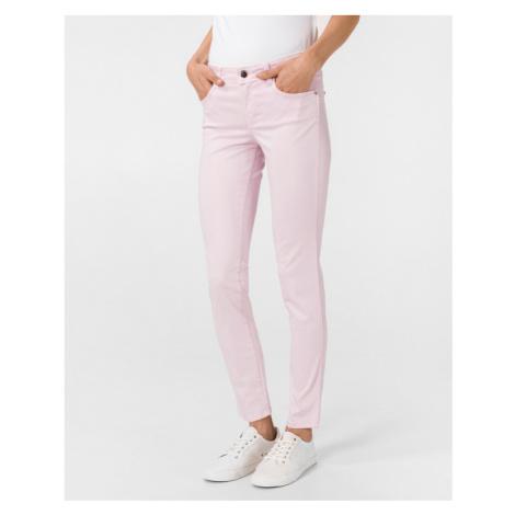 Guess Curve X Jeans Rosa Beige