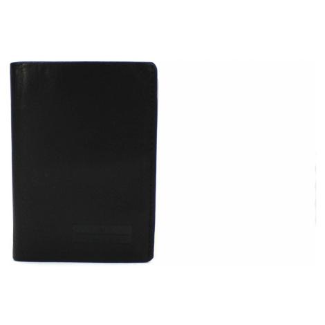 M.Collection Kartenhalter Melmak Alwan V8 Unisex Leder schwarz