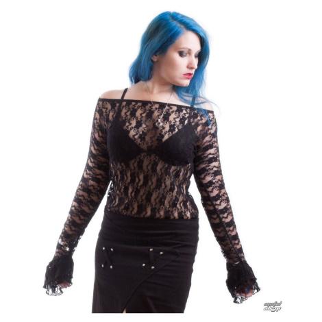 Gothik T-Shirt Frauen - Ziva - NECESSARY EVIL - N1177 XL