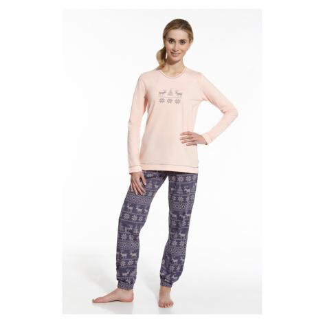 Damen Pyjamas 673/43 Nordic Cornette