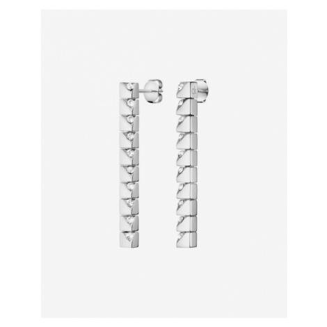 Calvin Klein Tune Ohrringe Silber