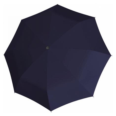 Regenschirm Fiber Magic Uni navy Doppler