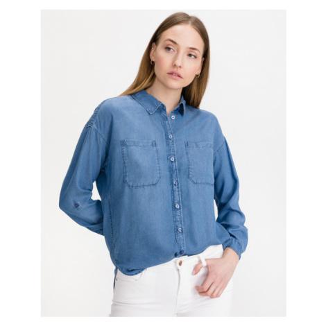 Tom Tailor Denim Hemd Blau