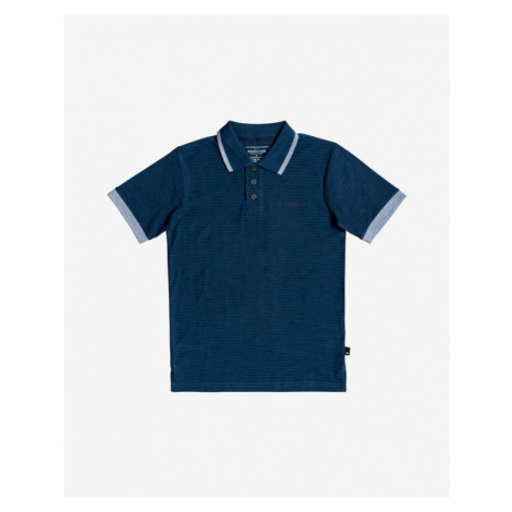 Quiksilver Kentin Polo T- Shirt Kinder Blau