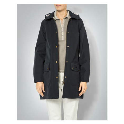 Barbour Damen Mantel gustnado navy LWB0412NY51
