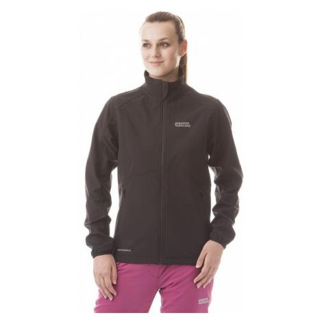 Damen Softshell Jacke Nordblanc NBWSL5859 black