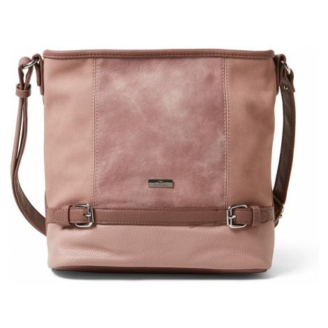 TOM TAILOR Damen Hobo-Tasche Juna, rosa, unifarben