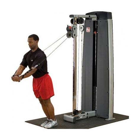 "Body-Solid Multikabelzug ""Pro Dual"", Gewichtsblock 95 kg"