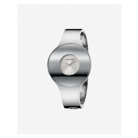 Calvin Klein Seamless Armbanduhr Silber