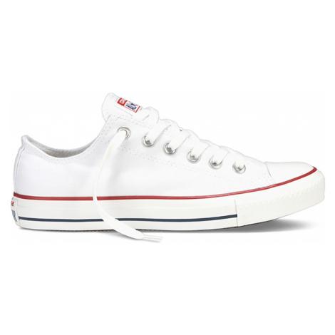 Converse Basic Chucks - All Star OX M7652C Weiss