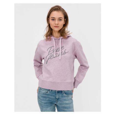Pepe Jeans Carina Sweatshirt Lila