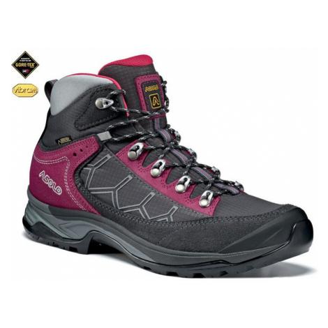 Schuhe Asolo Falcon GV ML graphite/graphite/A189
